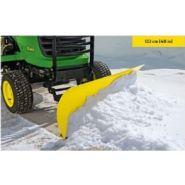 Lames à neige - John Deere - Lame avant 125cm