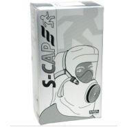10064646 - Masque d'évacuation - MSA France - Poids : environ 3,1 kg.