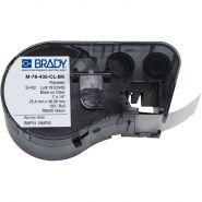 BMP51 et BMP53 - Etiquettes médicales et pharmaceutiques - Brady - transparent à haute adhérence