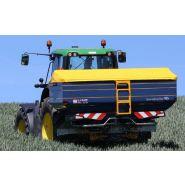 M35 plus distributeur d'engrais - bogballe - largeur de travail 10-42 m
