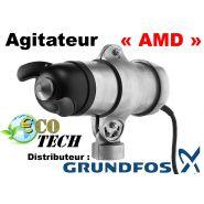 Grundfos amd -  agitateur et  accélérateur submersible pour eaux usées et boues