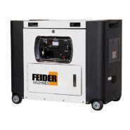 FGD5000 Groupe électrogène - Feider - Puissance maxi 4800