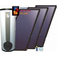 avanttia solar gaz h chaudiere hybride condensation gaz avec chauffe eau solaire integre. Black Bedroom Furniture Sets. Home Design Ideas