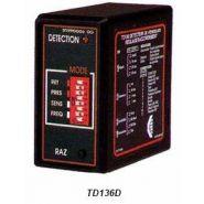 Detecteur de vehicules monocanal-td136d