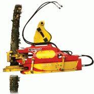Grappin coupeur forestier XYLOCUT 300 - Rabaud SAS - Diamètre de coupe 300 mm - Puissance de coupe 20 tonnes