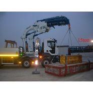 Serie 87000 E ASC Plus - E9 - Grue auxiliaire - Cormach - Pression 310 bar