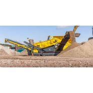 K4 cribles pour mines et chantiers