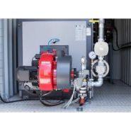 Location - chaudière mobile c-500 pour production ecs jusqu'à 100°c