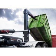 MULTILIFT OPTIMA 20S - Bras hydraulique pour camion - Hiab - 20 T