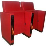 Suso - fauteuil salle de conférence - ezcaray - accoudoirs intégrés