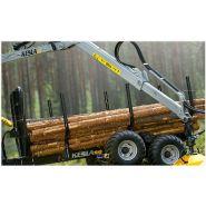 202T Remorque forestière - KESLA OYJ - 900kg