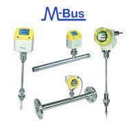M-BUS - COMPTEUR DE GAZ INDUSTRIEL