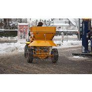 S2-Trail  Épandeur de sel et de sable  - Bogballe - Capacité jusqu'à 450kg