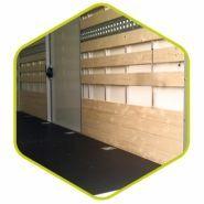 Trailerline - Plancher pour remorque - BV Van den Hende - Dimension : 2,50 x 1,50 m