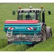 X40+ et X50+ Distributeurs d'engrais - Sulky-Burel - Capacité 1900 à 4200 L