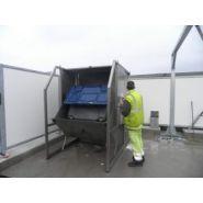 Aire de lavage bacs - montanier - pour bacs