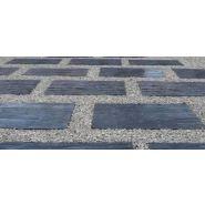 Palis de schiste - Thomas sograma - Epaisseur : 3 à 15 cm