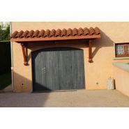 Porte de garage en composite