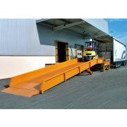 63.7 - Rampe de quai - Vinca - Régulation des hauteurs de 950 à 1.600 mm