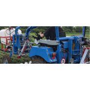 D49 - Cultivateur agricole - Fobro Mobil - Poids à vide 1300 Kg