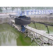 Racleurs de bassins de décantation - Jiangsu Yueyu - Structure simple et poids léger