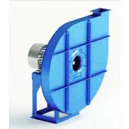 Vapc/n - ventilateur industriel haute pression - coral antipollution systems - débits faibles. hautes pressions