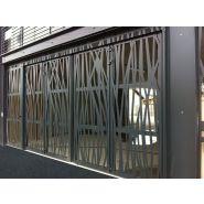 Porte accordéon W724