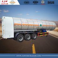 Lng tank - remorques citerne - xiamen sunsky trailer co.,ltd - capacité 27000 kg