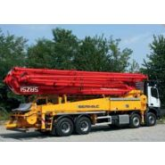Sirio 5rz51 camion pompe à béton