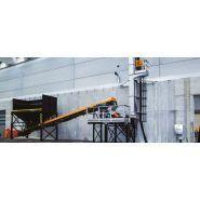 Elévateurs à godets - zanin - industriel avec une capacité de charge allant de 120 à 650 t