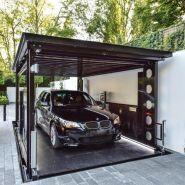 IP1-CM-MOB - Monte voiture - Ideal park - Capacité de charge 2700 kg