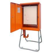Armoires électriques de chantier - Walther - Comptage