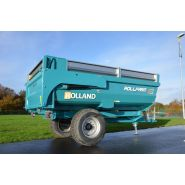 Rollfarm 4317 - Bennes monocoques - Rolland - Charge utile approximative : 7500 kg