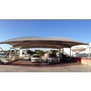 Cf - abri parking - carapax - 7.95m x 4.85m