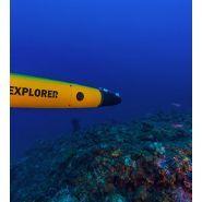 Drone sous-marin - alcen - de grandes profondeurs jusqu'à 1000m