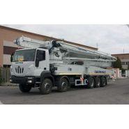 SIRIO 6RZ65-L Camion pompe à béton