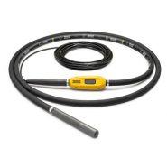 Aiguille vibrante et vibreur à béton moteur électrique haute fréquence - série ie