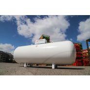 Citerne à gaz  aériens - chemet gli - 330 l à 100000 l