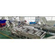Machines pour recyclage de plastique - Soyu - recyclage de films plastiques