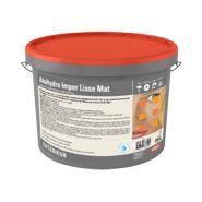 Alsihydro imper lisse - peinture microporeuse - alsecco - faible sensibilité à l'encrassement
