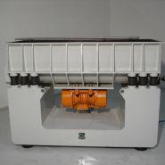 Pioneer - tribofinition - rollwasch - machine à vibration rectangulaires pour le traitement en masse des surfaces