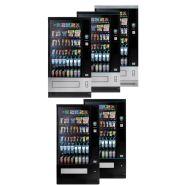 SiLine Snack et Combi design VA et le RA - Distributeurs combinés chaud/froid - Sielaff France - Poids: env. 300 à 340 kg