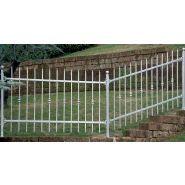 Gradius - clôture métallique - euroferm