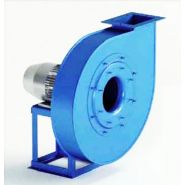 Vapg/p - ventilateur industriel haute pression - coral antipollution systems - puissances : 2,2 à 160 kw