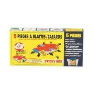 PIÈGE CAFARDS BOÎTE X 5