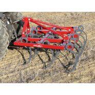 Cultitiller - Cultivateur agricole - Eurotechnics Agri - Largeur de travail 3 à 5 m