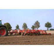 CTC - Cultivateur agricole - Kverneland Group - Largeur de travail 4 à 6 m