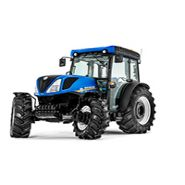 T4.80F Tracteur agricole - New Holland - puissance maxi 55/75 kw/ch