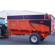 GV 100 Benne agricole - Devès - Charge 10 T
