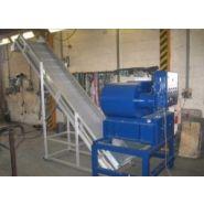 ZM 2 - Broyeurs de déchets organiques - Mercodor - Poids: 1500 kg